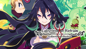 Cover for Coven and Labyrinth of Refrain.
