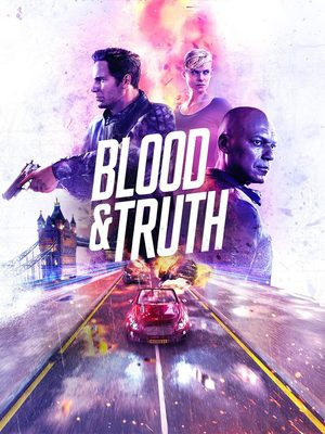 Cover for Blood & Truth.