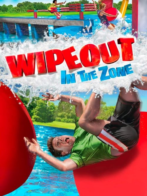 Cover for Wipeout in the Zone.