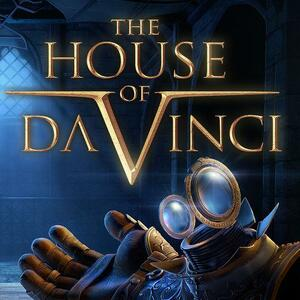 Cover for The House of Da Vinci.