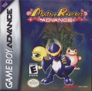 Cover for Monster Rancher Advance.