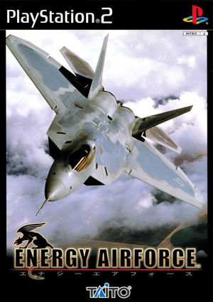 Cover for Energy Airforce.