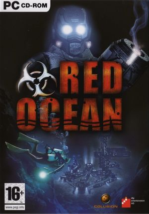 Cover for Red Ocean.