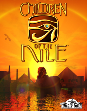 Cover for Immortal Cities: Children of the Nile.