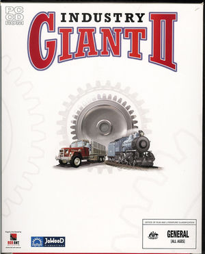 Cover for Industry Giant II.