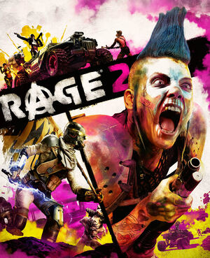 Cover for Rage 2.