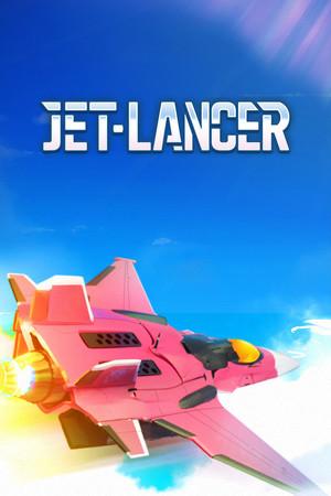 Cover for Jet Lancer.