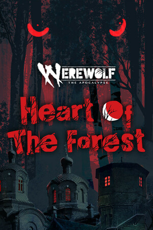 Cover for Werewolf: The Apocalypse – Heart of the Forest.