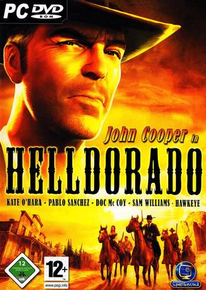 Cover for Helldorado.