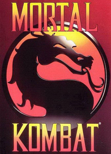 Cover for Mortal Kombat.