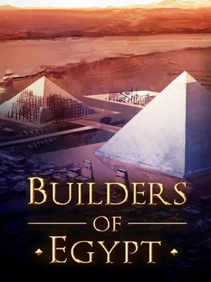 Cover for Builders of Egypt.