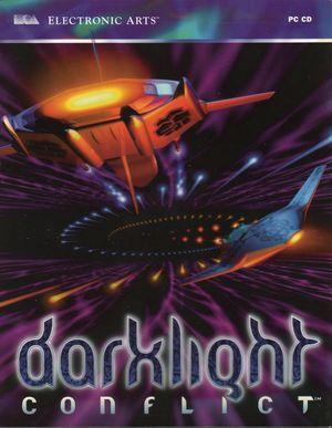 Cover for Darklight Conflict.