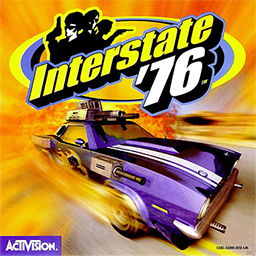 Cover for Interstate '76.