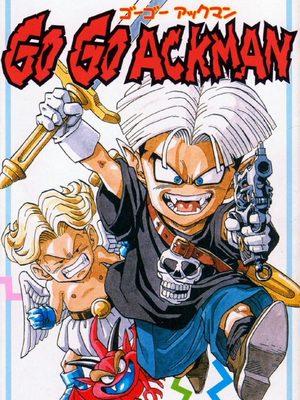 Cover for Go Go Ackman.