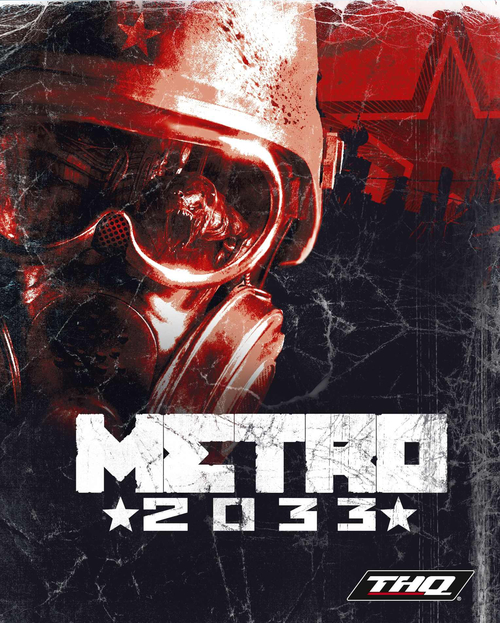 Cover for Metro 2033.