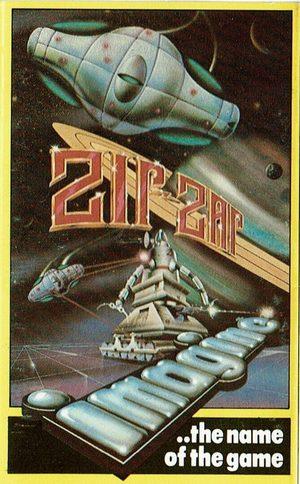 Cover for Zip Zap.