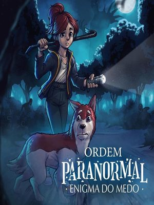 Cover for Paranormal Order: Enigma of Fear.