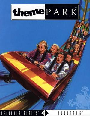 Cover for Theme Park.