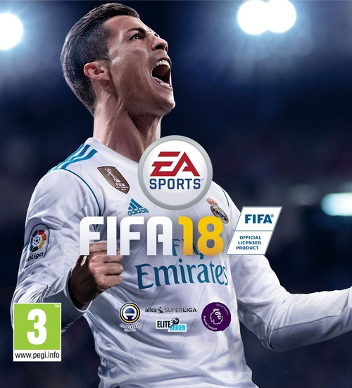 Cover for FIFA 18.