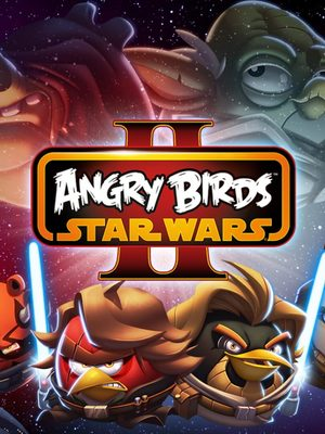 Cover for Angry Birds Star Wars II.