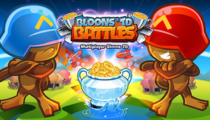 Cover for Bloons TD Battles.
