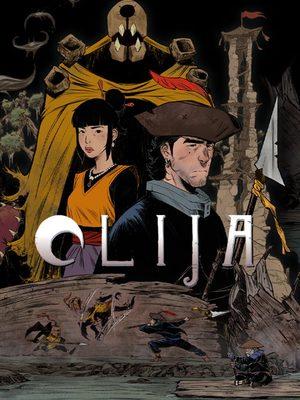 Cover for Olija.