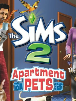 Cover for The Sims 2: Apartment Pets.