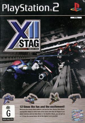 Cover for XII Stag.