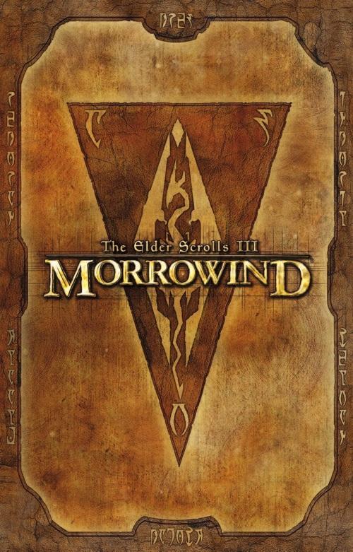 Cover for The Elder Scrolls III: Morrowind.