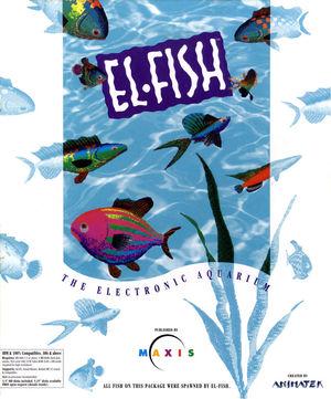 Cover for El-Fish.