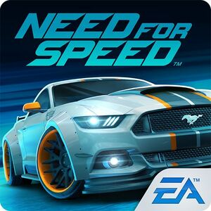 Cover for Need for Speed: No Limits.