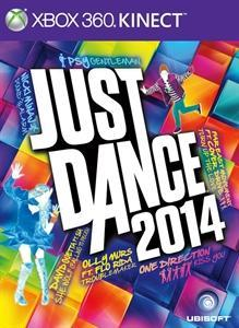 Cover for Just Dance 2014.