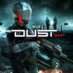 Cover for Dust 514.