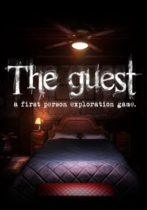 Cover for The Guest.