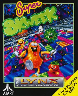 Cover for Super Skweek.