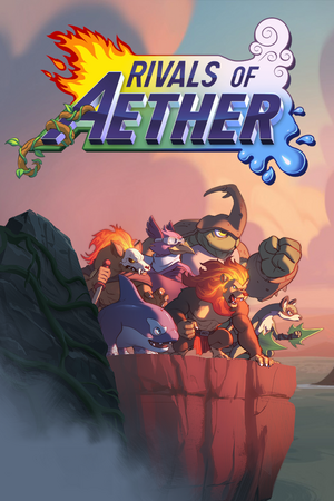 Cover for Rivals of Aether.