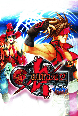 Cover for Guilty Gear X2 #Reload.