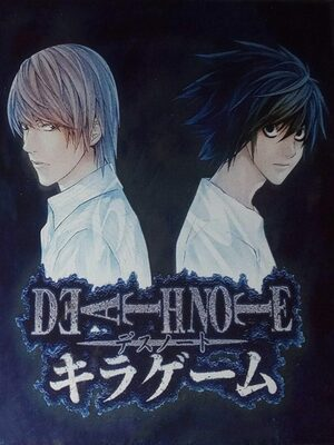 Cover for Death Note Kira Game.