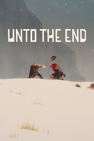 Cover for Unto the End.