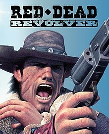 Cover for Red Dead Revolver.