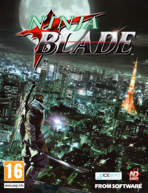 Cover for Ninja Blade.