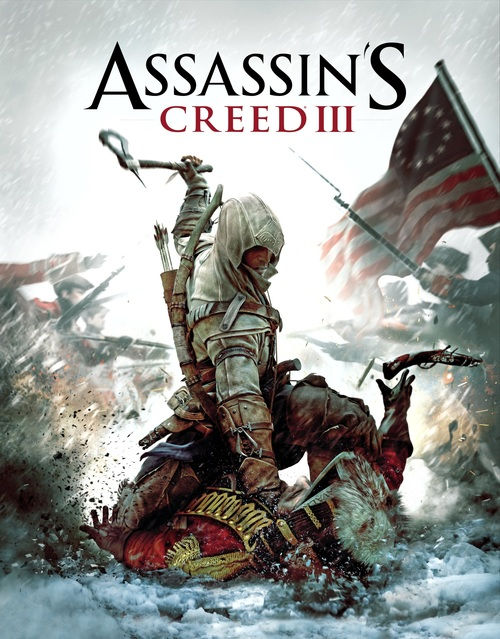Cover for Assassin's Creed III.
