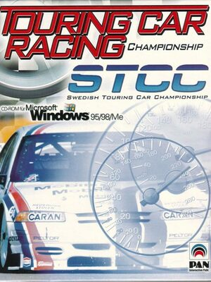 Cover for Swedish Touring Car Championship.