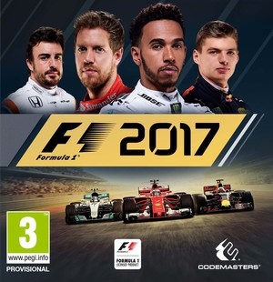 Cover for F1 2017.