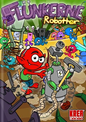 Cover for Flunkerne: Robotter.