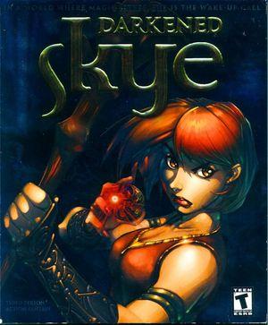 Cover for Darkened Skye.