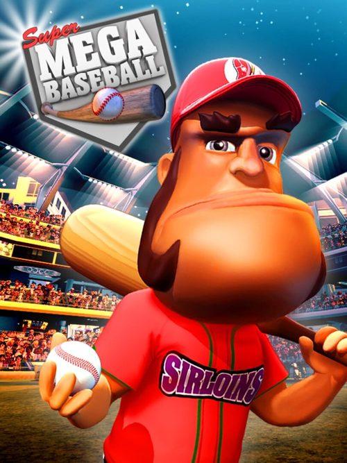 Cover for Super Mega Baseball.