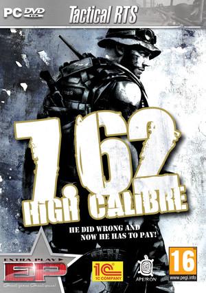 Cover for 7.62 High Calibre.