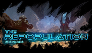 Cover for The Repopulation.