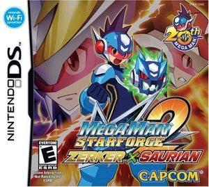 Cover for Mega Man Star Force 2.